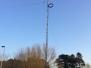 Mast Install 20/01/16